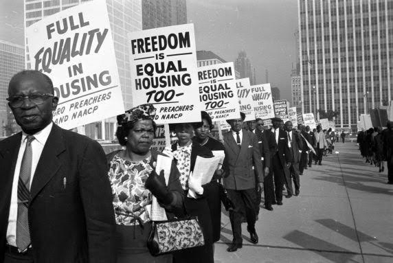 Black History: Connecting Civil Rights and Housing | ClinchPowell.net