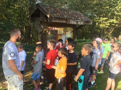 Appalachia CARES at Cordell Hull Birthplace State Park